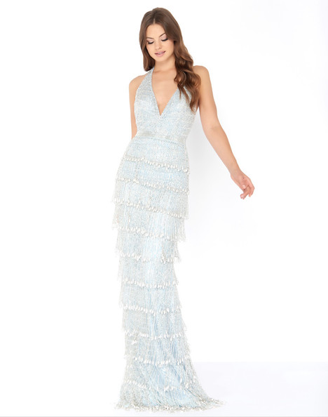 4686M (Powder Blue) Prom                                             dress by Mac Duggal Prom