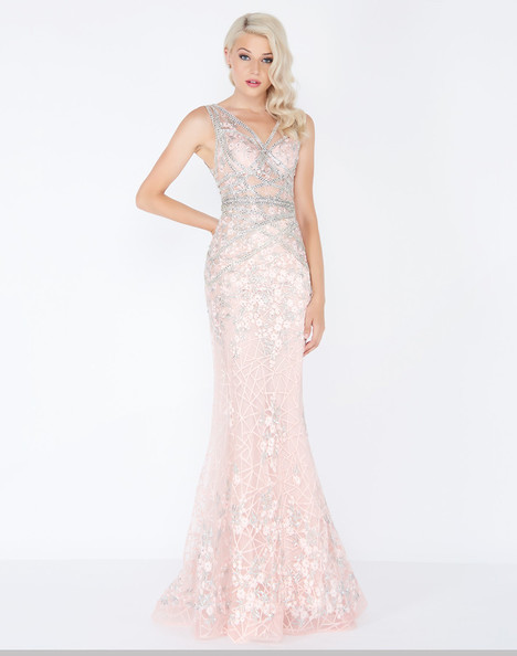 50471M (Blush) Prom dress by Mac Duggal Prom