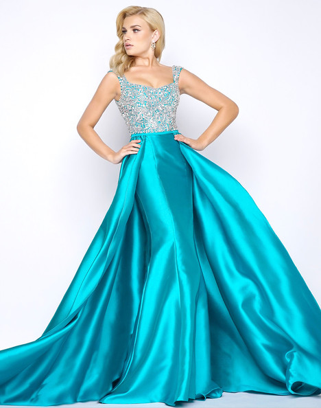 62730M (Jade) Prom                                             dress by Mac Duggal Prom