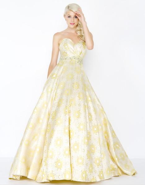62954M (Lemon) Prom dress by Mac Duggal Prom
