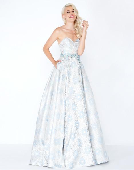 62954M (Powder Blue) Prom                                             dress by Mac Duggal Prom