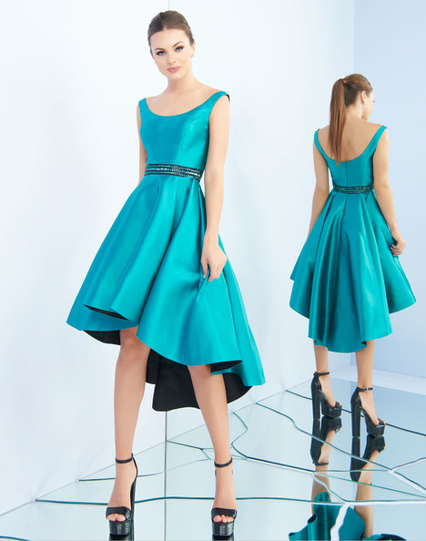 25012i (Emerald) Prom                                             dress by Ieena Duggal