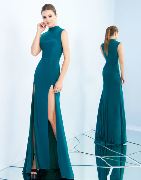 25034i (Emerald) Prom                                             dress by Ieena Duggal