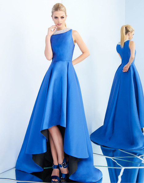 25215i (Royal) Prom                                             dress by Ieena Duggal