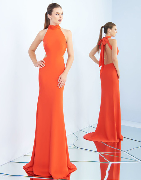 25403i (Cayenne) Prom                                             dress by Ieena Duggal