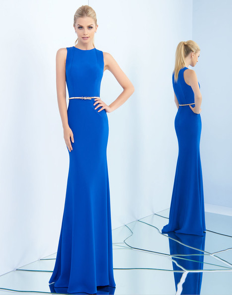 25639i (Royal) Prom dress by Ieena Duggal