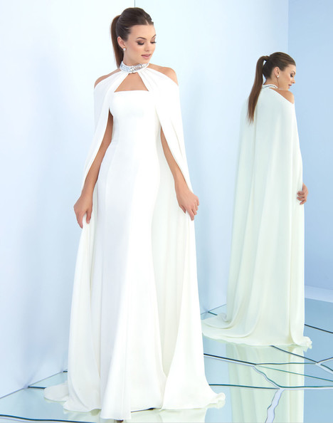 25647i (White) Prom dress by Ieena Duggal