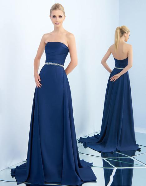 25695i (Midnight) Prom                                             dress by Ieena Duggal