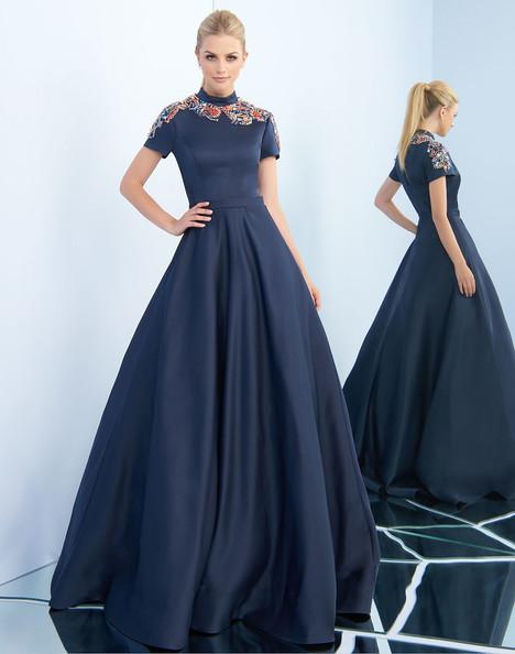 25809i (Midnight) Prom                                             dress by Ieena Duggal