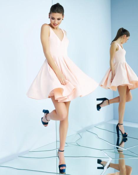 48478i (Blush) Prom                                             dress by Ieena Duggal