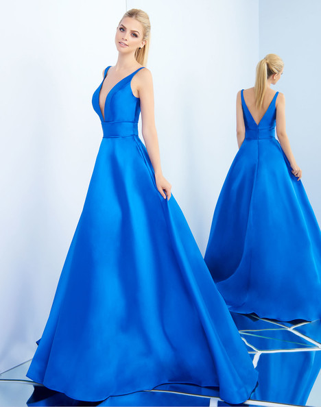 55010i (Royal) Prom                                             dress by Ieena Duggal