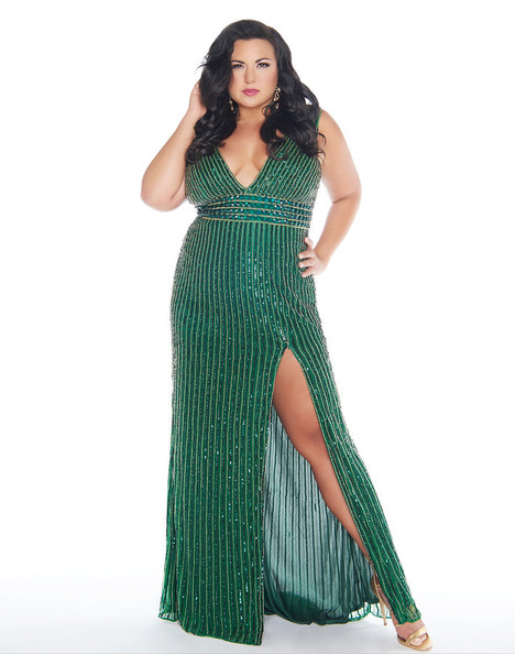 4680F (Emerald) Prom                                             dress by Mac Duggal : Fabulouss