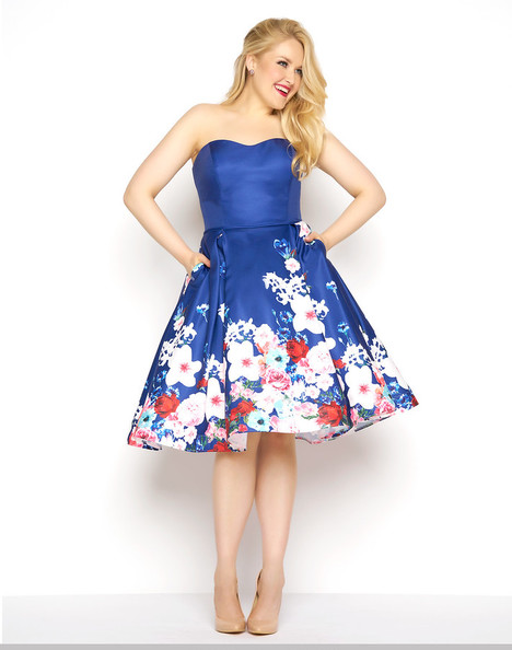 65969F (Floral) Prom                                             dress by Mac Duggal : Fabulouss