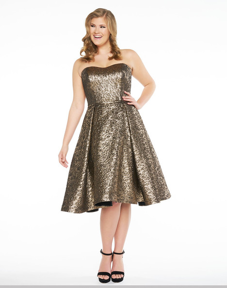 66280F (Antique Gold) Prom                                             dress by Mac Duggal : Fabulouss