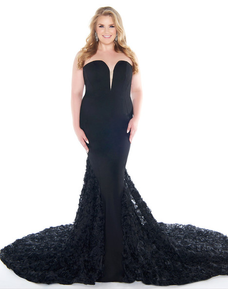 66390F (Black) Prom                                             dress by Mac Duggal : Fabulouss