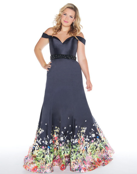 66391F (Black) Prom dress by Mac Duggal : Fabulouss