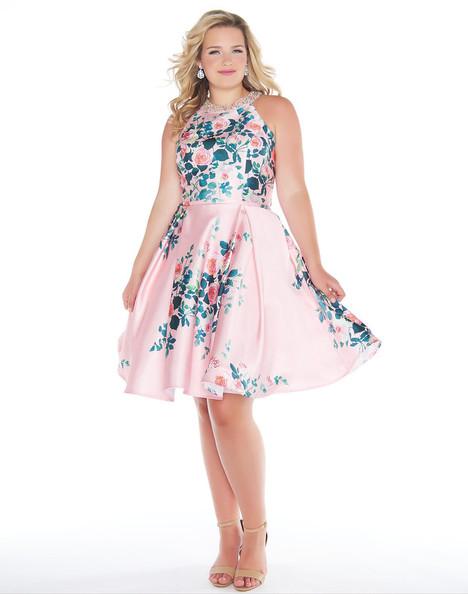 66396F (Pink Rose) Prom                                             dress by Mac Duggal : Fabulouss