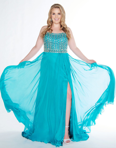 66405F (Jade) Prom dress by Mac Duggal : Fabulouss