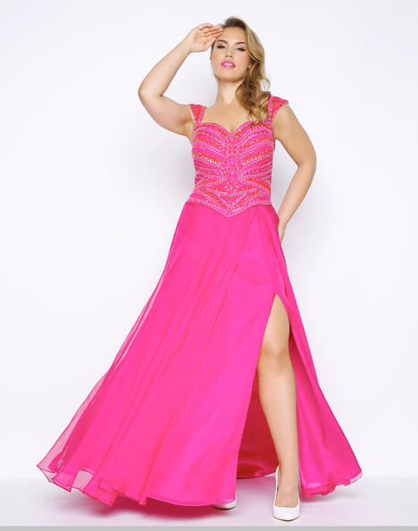 77180F (Lipstick) Prom                                             dress by Mac Duggal : Fabulouss