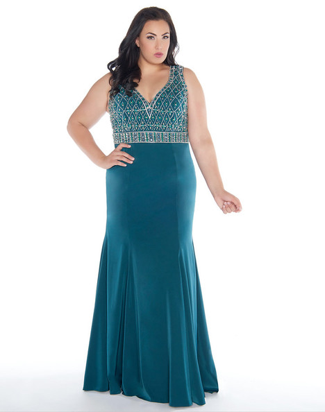 77388F (Deep Emerald) Prom dress by Mac Duggal : Fabulouss