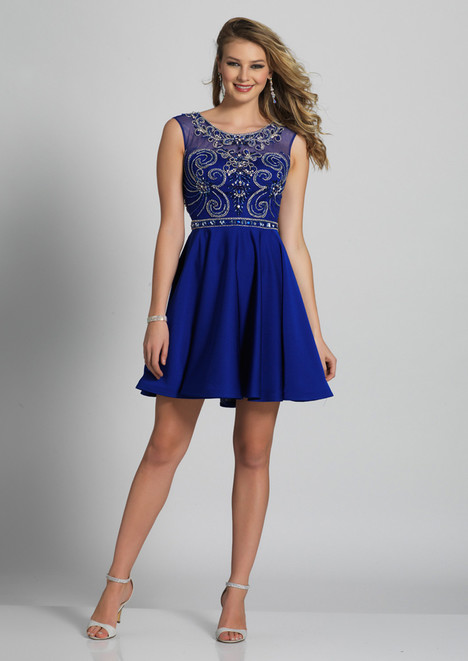 A5582 Prom                                             dress by Dave & Johnny : Homecoming