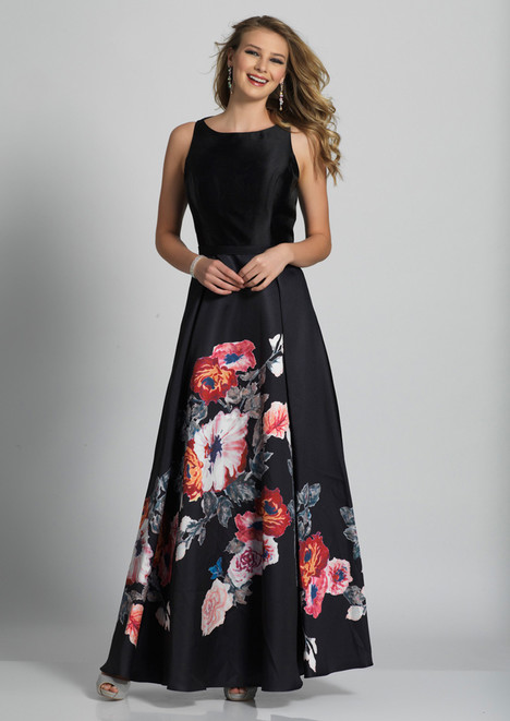 A4185 gown from the 2018 Dave & Johnny Special Occasions collection, as seen on dressfinder.ca