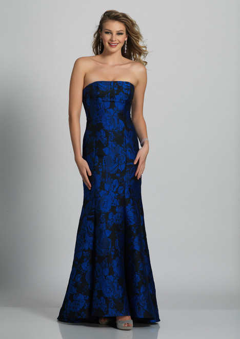 A6133 gown from the 2018 Dave & Johnny Special Occasions collection, as seen on dressfinder.ca