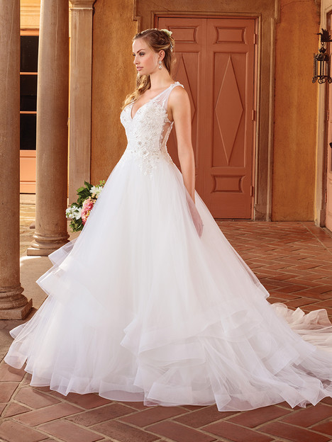 2314 Wedding dress by Casablanca Bridal