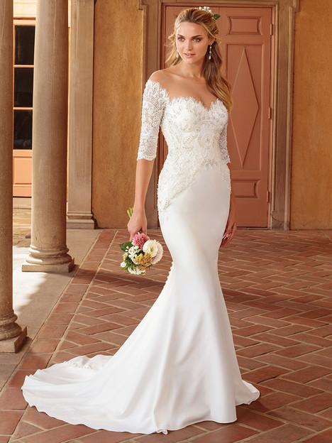 2317 Wedding                                          dress by Casablanca Bridal