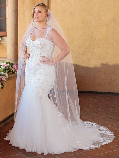 2320 (Classic Fit) Wedding                                          dress by Casablanca Bridal