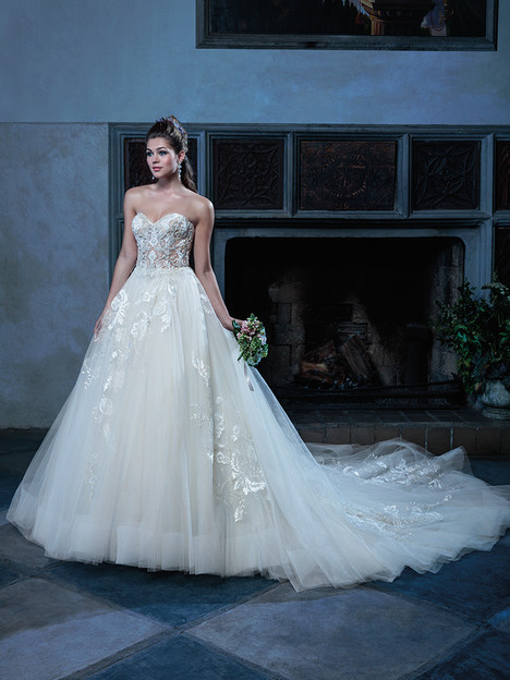 C127 Wedding                                          dress by Amare