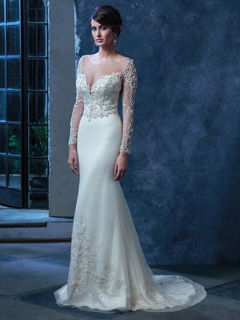 C128 Wedding                                          dress by Amare