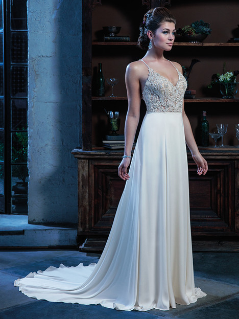 C132 Wedding                                          dress by Amare