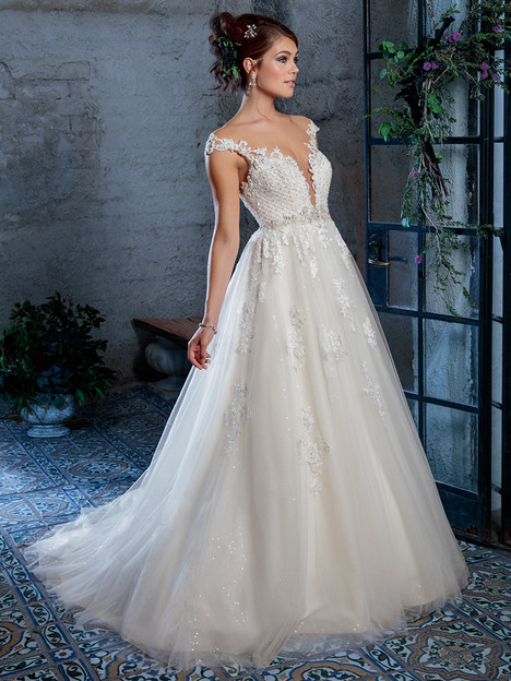 C134 Wedding                                          dress by Amare