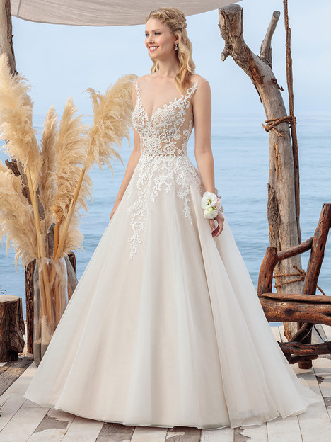 BL249 Wedding                                          dress by Beloved By Casablanca