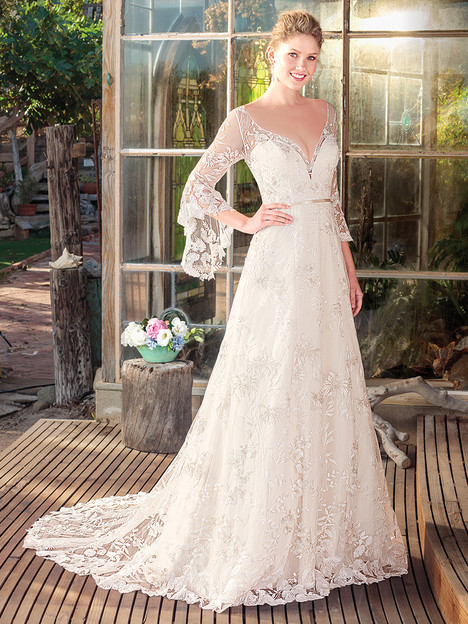 BL252 Wedding                                          dress by Beloved By Casablanca
