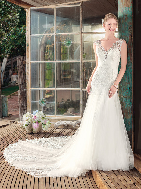 BL255 Wedding                                          dress by Beloved By Casablanca