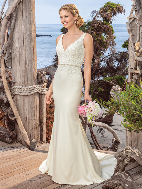 BL258 Wedding                                          dress by Beloved By Casablanca