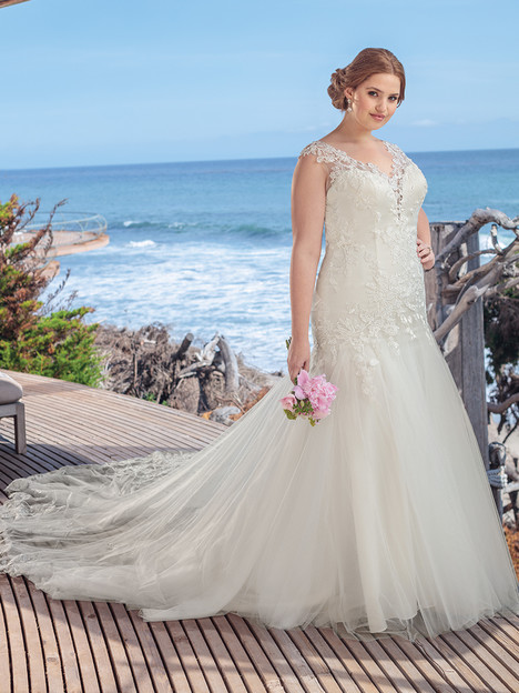 BL255 (Classic Fit) Wedding                                          dress by Beloved By Casablanca