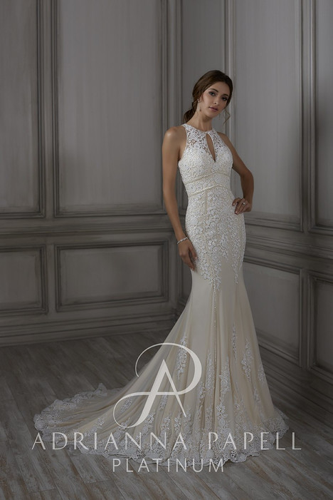 31060 Wedding                                          dress by Adrianna Papell