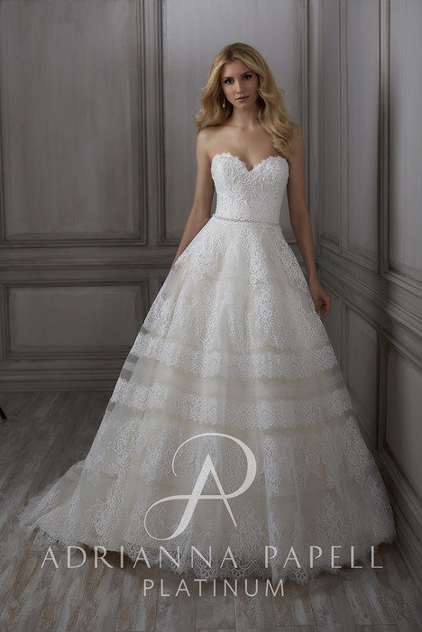 31061 Wedding                                          dress by Adrianna Papell
