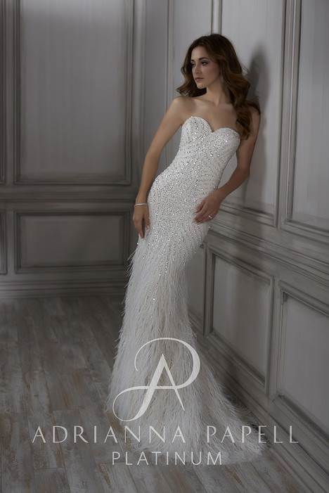31062 Wedding                                          dress by Adrianna Papell