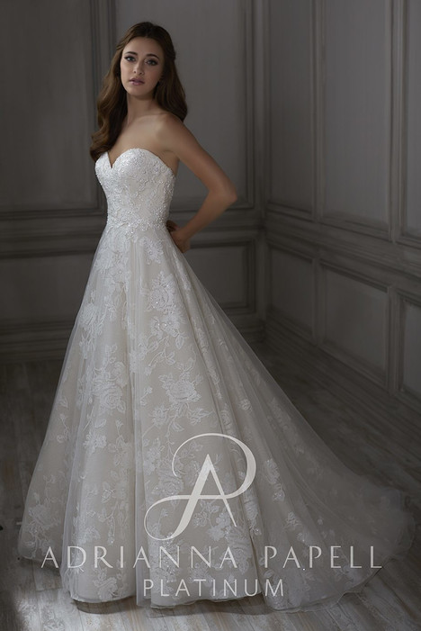 31065 Wedding                                          dress by Adrianna Papell