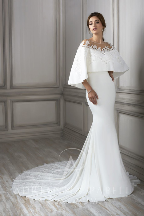 31067 Wedding                                          dress by Adrianna Papell