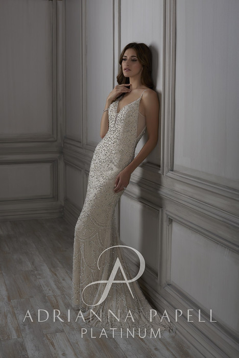 31068 Wedding                                          dress by Adrianna Papell