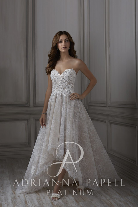 31069 Wedding                                          dress by Adrianna Papell