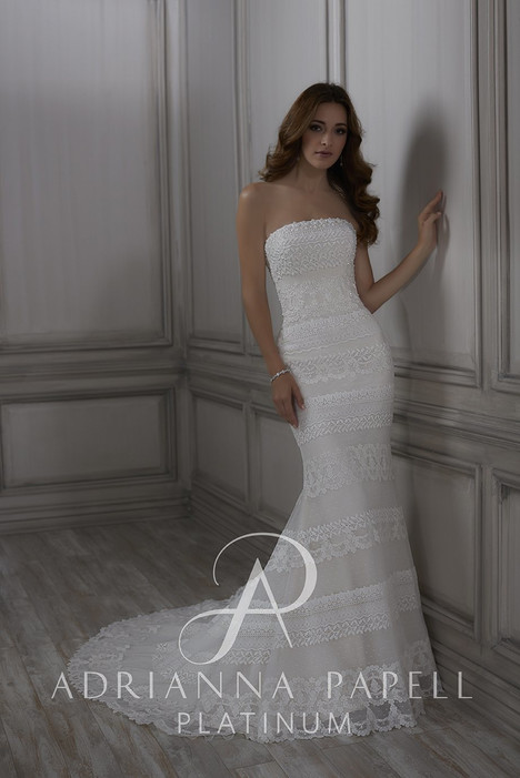 31077 Wedding                                          dress by Adrianna Papell