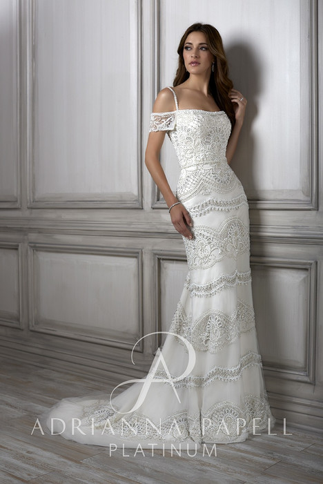 31081 Wedding                                          dress by Adrianna Papell