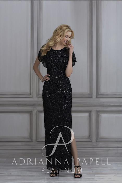 40111 Bridesmaids                                      dress by Adrianna Papell Platinum: Bridesmaids
