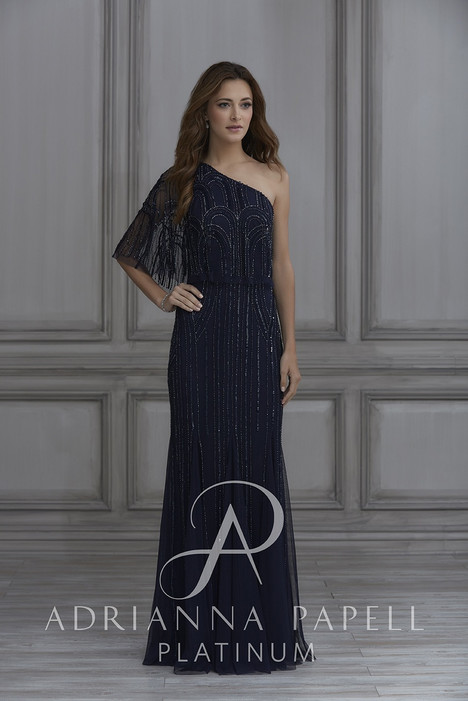 40130 gown from the 2018 Adrianna Papell Platinum: Bridesmaids collection, as seen on dressfinder.ca